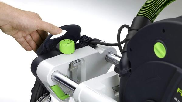 Festool KS 120 - adjustable