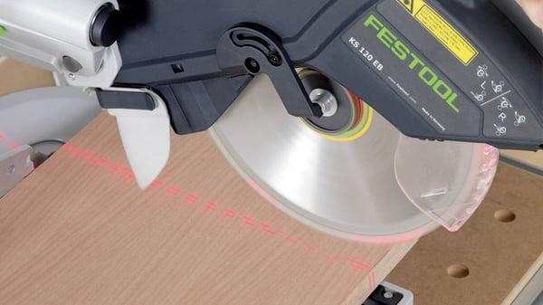 Festool KS 120 - dual line lasers