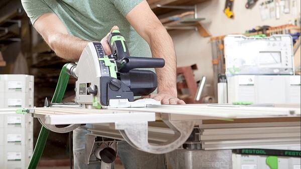 Festool TS 55 REQ Plunge Cut Circular Saw