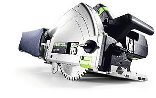 Festool TSC 55 REB-FS IMPERIAL Cordless AIRSTREAM Plunge-Cut Saw (PLUS-XL-FS) (Includes FS 1400 Guide Rail) (201403)