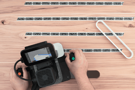 Shaper Origin - CNC woodworking machine