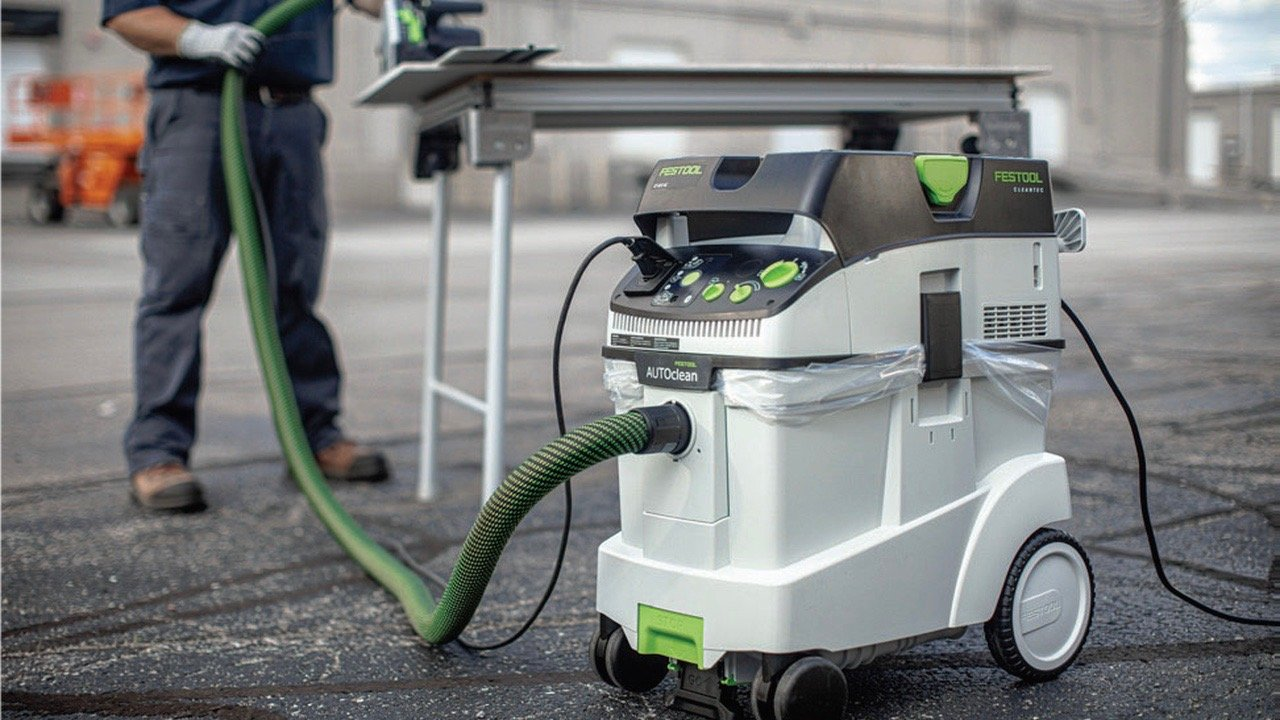 3 FAQs About Festool's HEPA Dust Extractors & Accessories