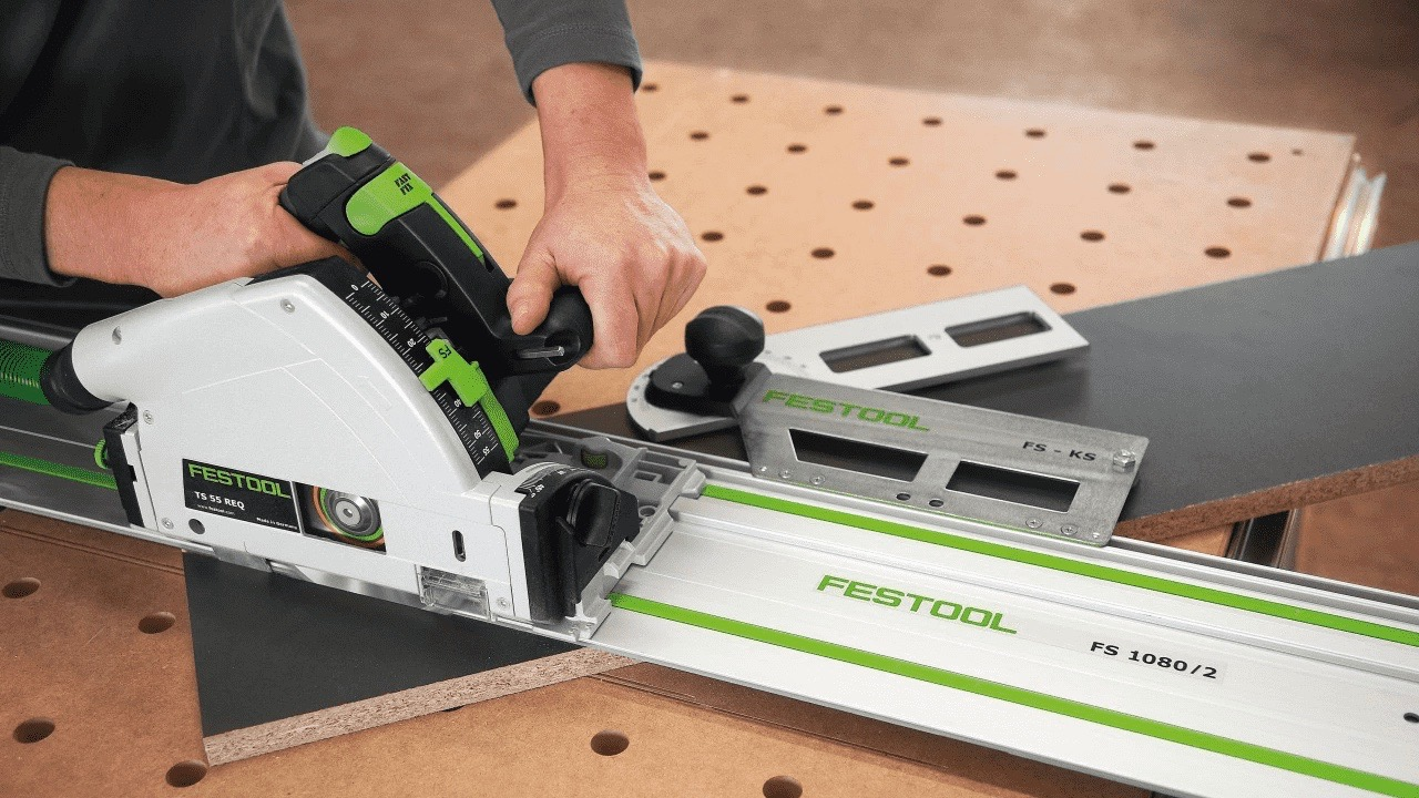 Try Before You Buy: Demo the Festool TS 55 REQ Track Saw with US Tool