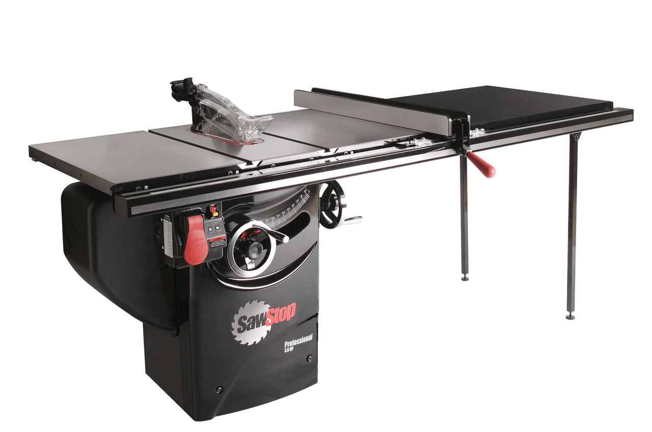 3 Reasons Professional Woodworkers Prefer SawStop
