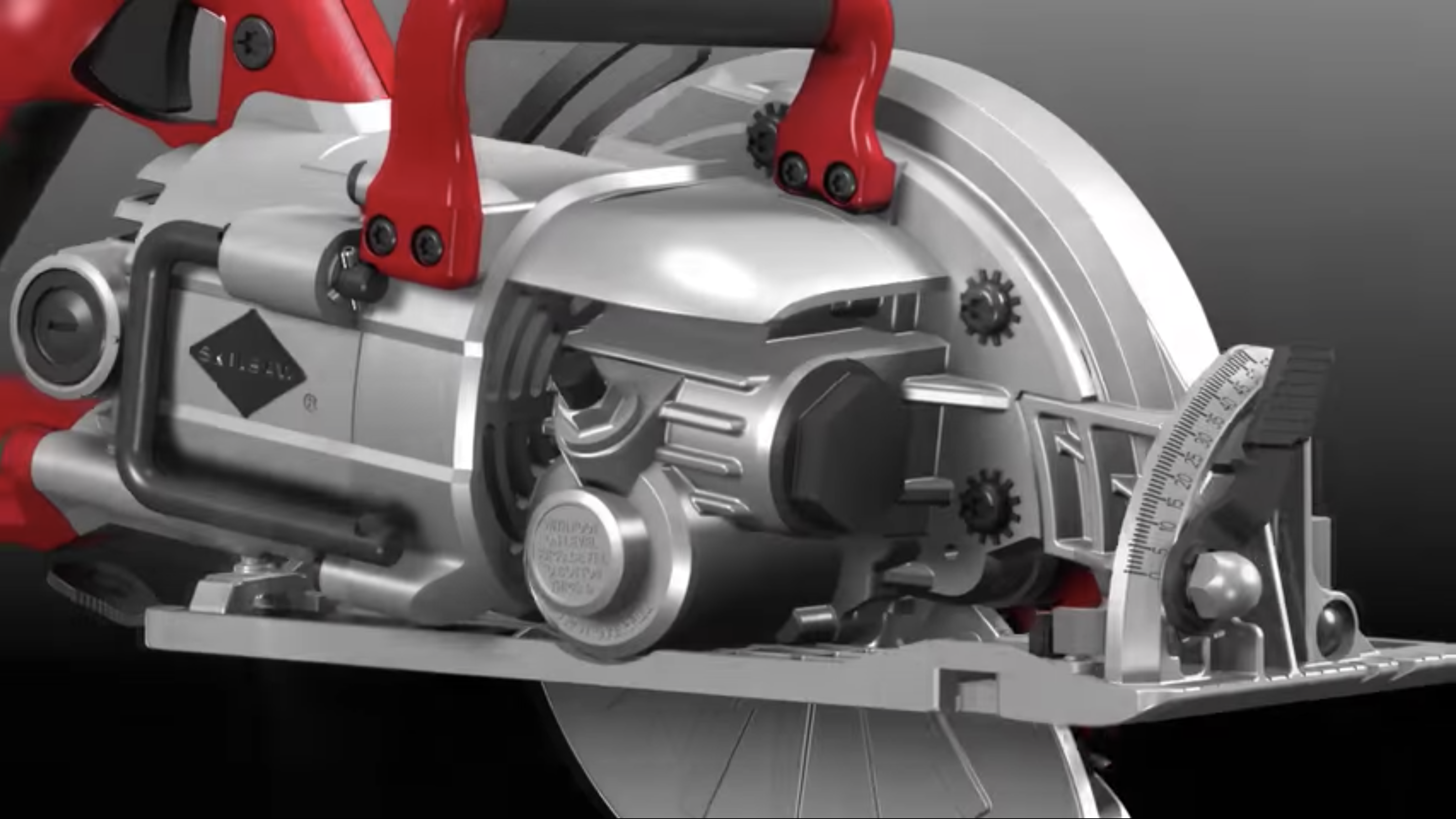 An Inside Look at the SkilSaw Worm Drive