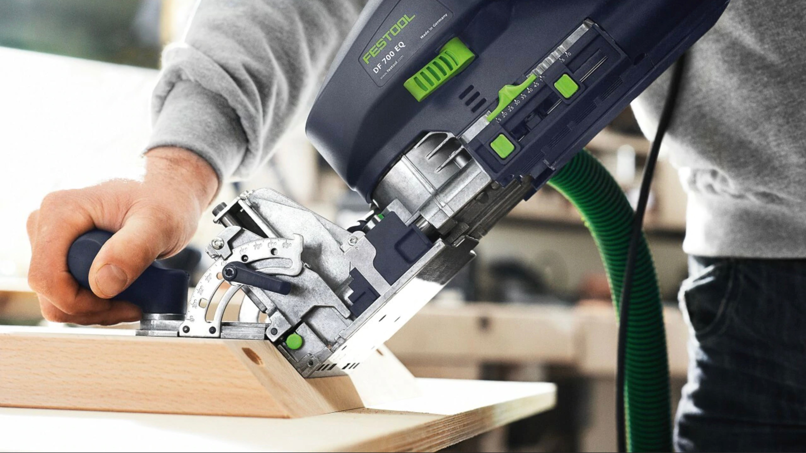 3 FAQs (And a Few Tricks) For the Festool Domino XL & DF 500
