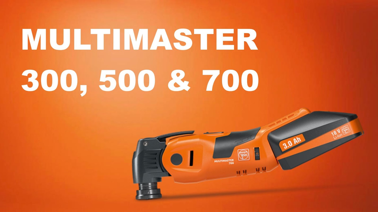 The Updated Fein MultiMaster Tool: Explore the 300, 500 & 700 Kits